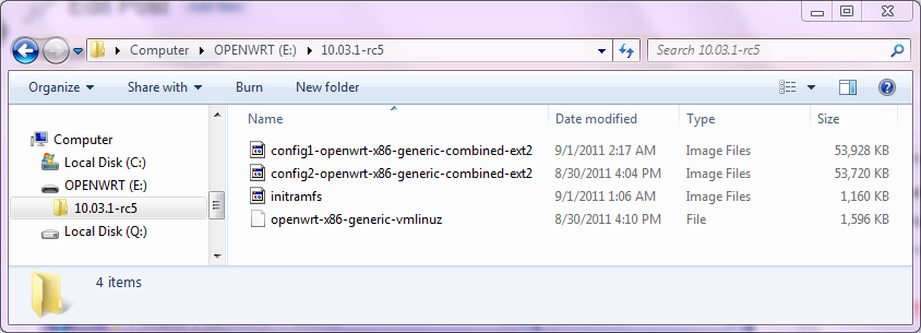 Easy Live USB for x86 OpenWRT | Macbruins's Blog